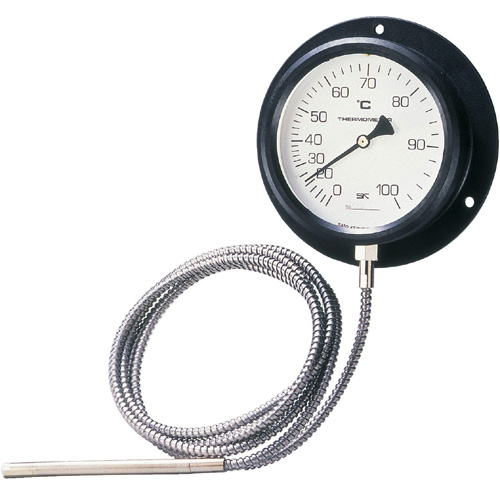 4300 01 Remote Sensing Dial Thermometer Model Vb 100p