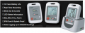 DR-22D series Temperature / Humidity Data Logger LCD Dislplay & LED Status information