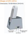 DFC-201U USB Docking Station and Software